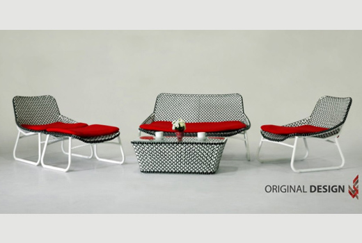 Synthetic Rattan Furniture, Furniture Indonesia Export Synthetic