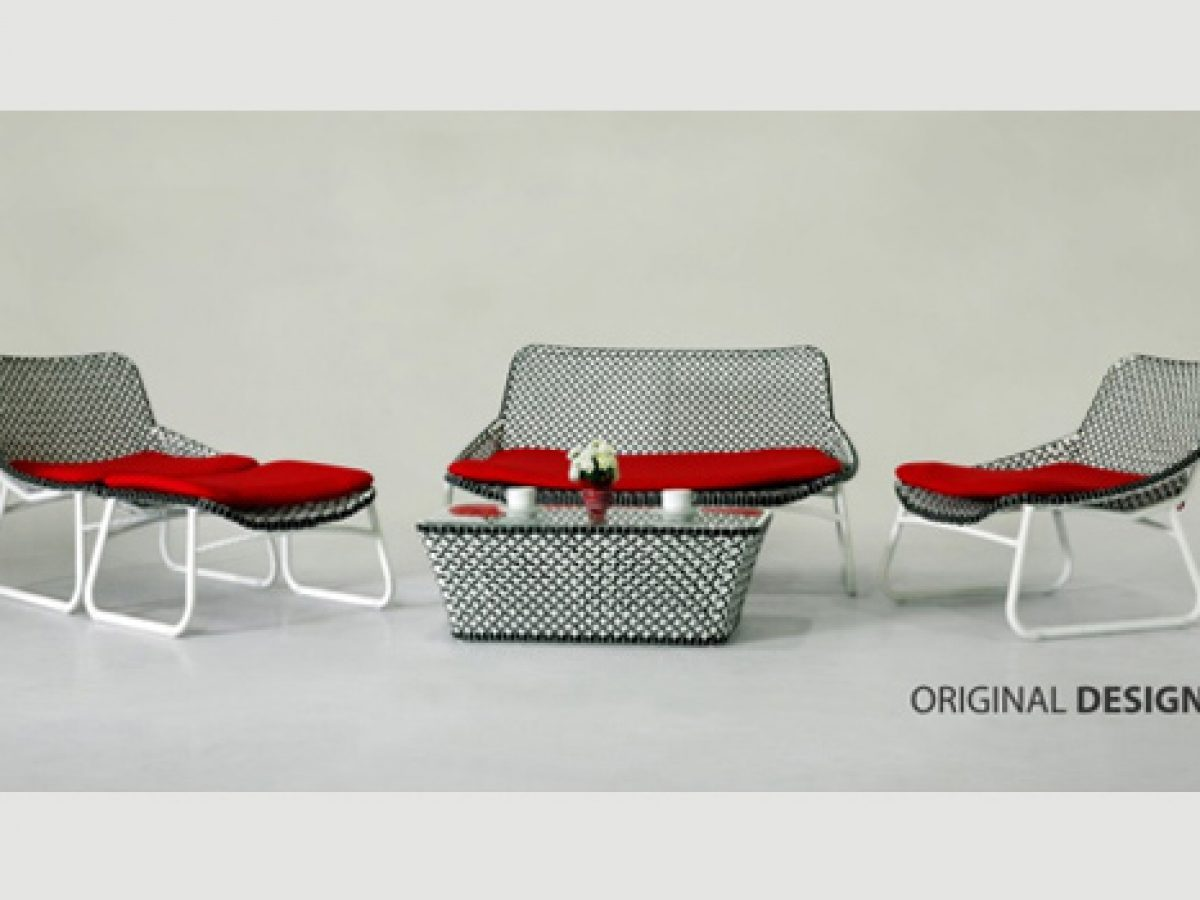 Synthetic Rattan Furniture Indonesia