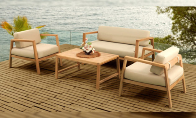Indonesia Modern Outdoor Furniture