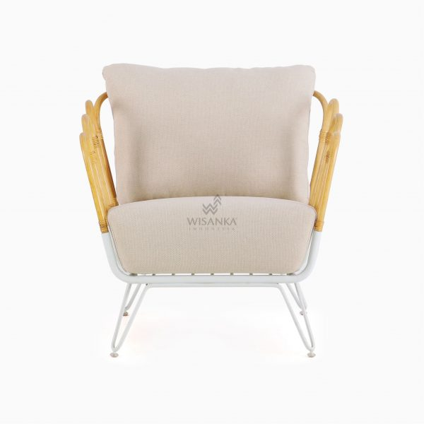 Cisco Occassional Chair - Natural Rattan Chair (3)