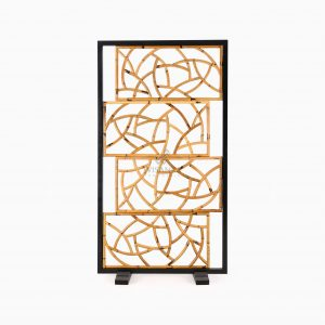 Patna Divider - Natural Rattan Divider Furniture front
