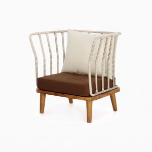 Anjani Terrace Chair - Outdoor Rattan Patio Furniture