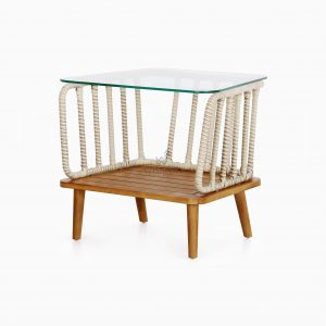 Anjani Terrace Table - Outdoor Rattan Patio Furniture