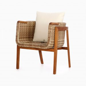 Arka Terrace Chair Outdoor Rattan Garden Patio Furniture