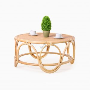 Dubbo Coffee Table-Natural Rattan Wicker Furniture