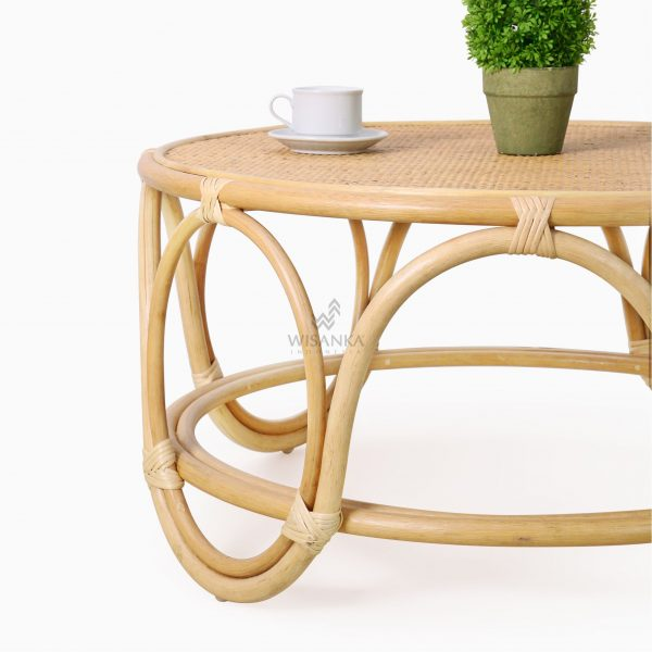 Dubbo Coffee Table-Natural Rattan Wicker Furniture detail 2