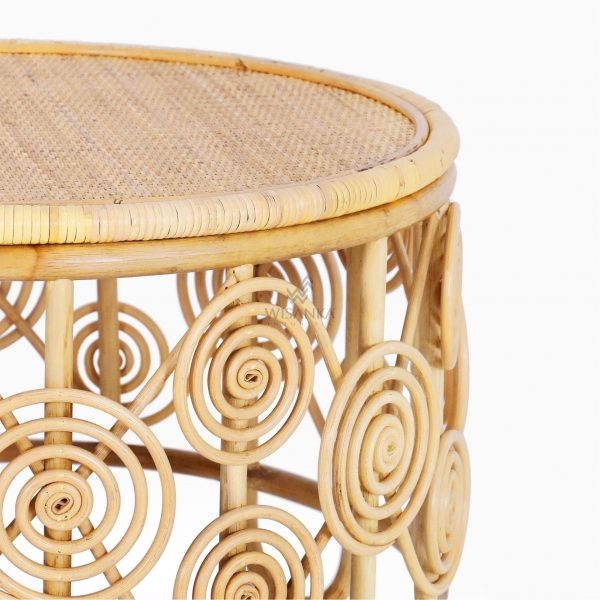 Lief Coffe Table-Natural Rattan Wicker Furniture detail 1