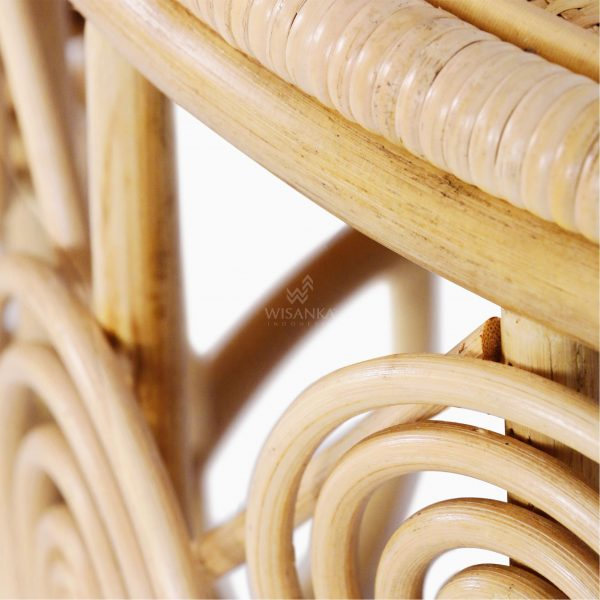 Lief Coffe Table-Natural Rattan Wicker Furniture detail 2