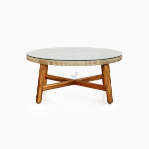 Orza Coffe Table - Outdoor Rattan Garden Patio Furniture front