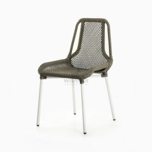 Millen Side Chair - Rattan Garden Patio Furniture