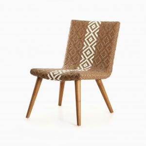 Neysa Occasional Chair - Rattan Garden Patio Furniture